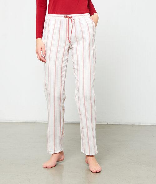 Spodnie w paski