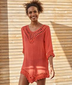 Sukienka plażowa corail.
