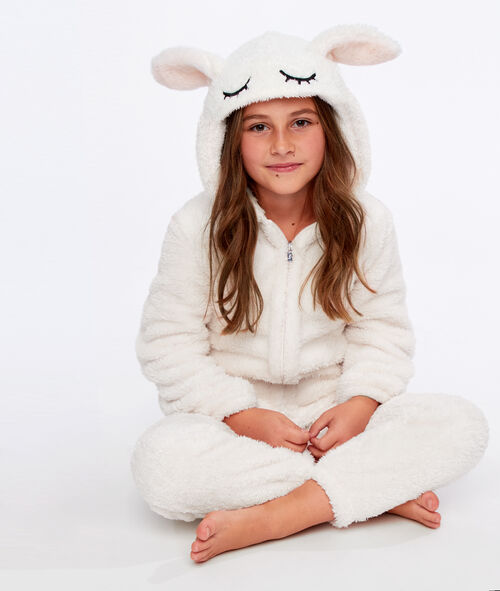 Kombinezon piżamka dla dzieci- króliczek