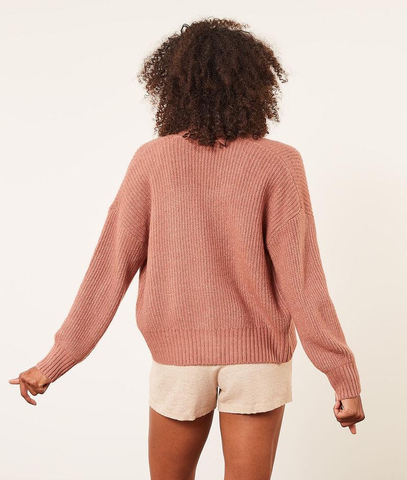 Sweter z dzianiny;${refinementColor}