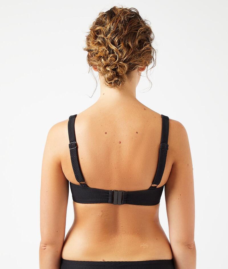 Trójkątna góra od kostiumu dla kobiet po mastektomii;${refinementColor}
