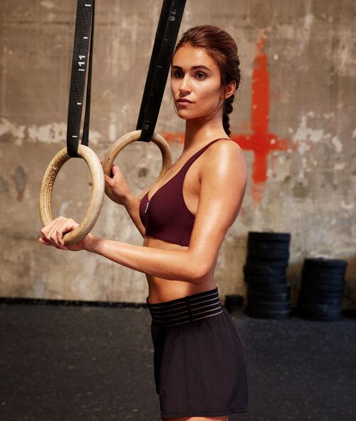 Biustonosz sportowy - średnie podtrzymanie