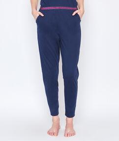 Spodnie bleu.