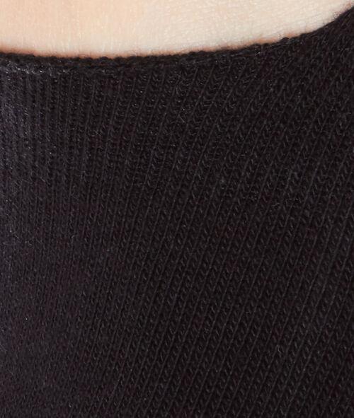 2 pary niewidocznych skarpetek stopek