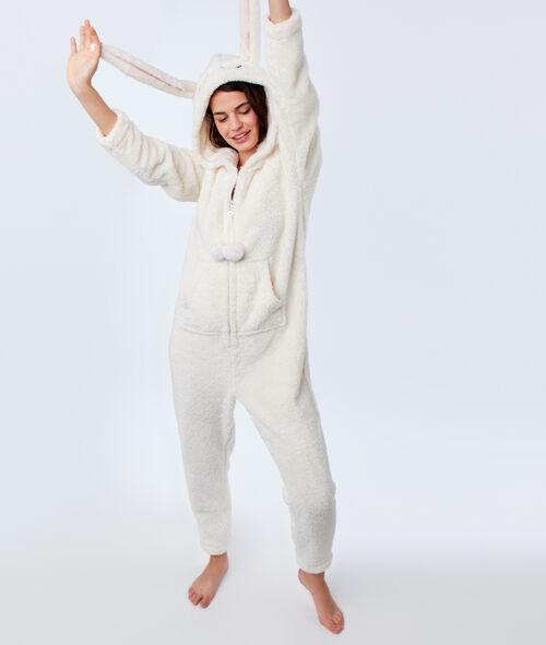 Kombinezon piżamowy królik