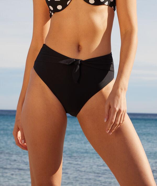 Dół bikini z wysokim stanem;${refinementColor}