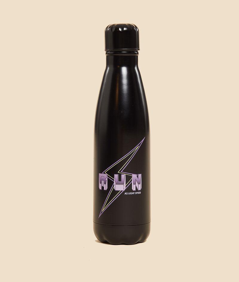 Butelka na wodę z napisem 'run';${refinementColor}