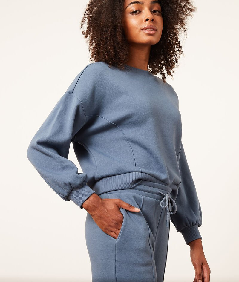 Bluza z długimi rękawami;${refinementColor}