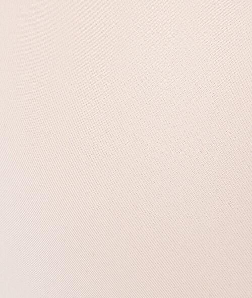 Biustonosz Magic up® z mikrofibry w jednolitym kolorze