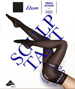 Rajstopy modelujące noir.