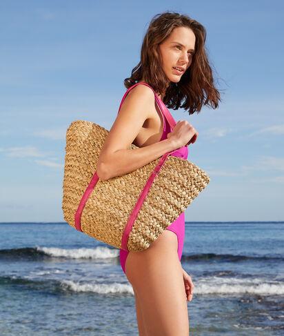 Słomiany koszyk plażowy;${refinementColor}