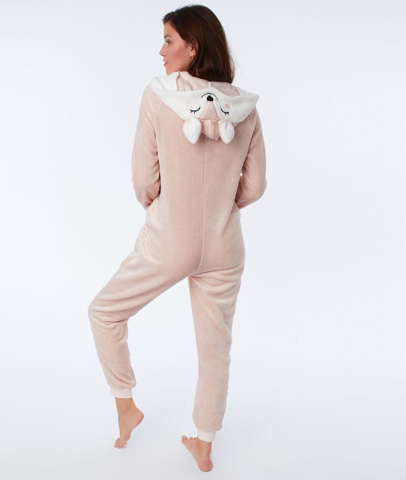 Kombinezon piżamowy jelonek;${refinementColor}