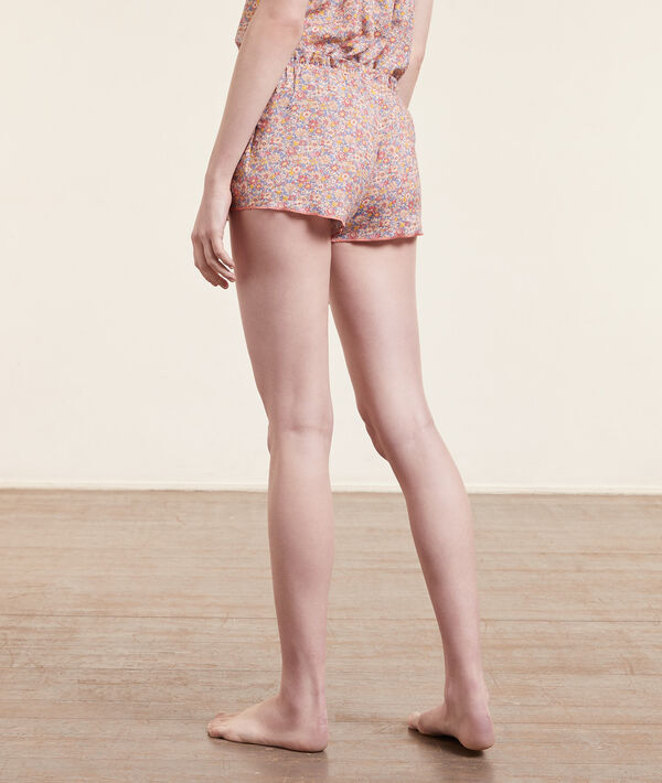 Szorty od piżamy made with Liberty Fabric;${refinementColor}