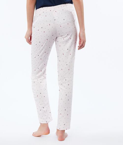 Spodnie w gwiazdki