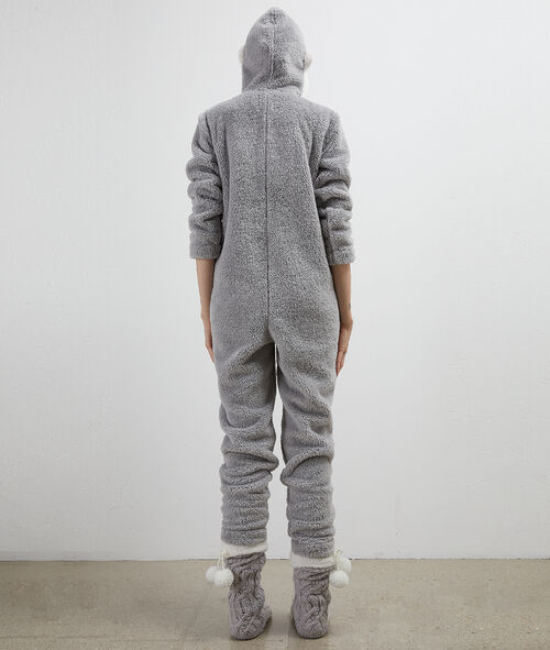 Kombinezon piżamowy pingwinek