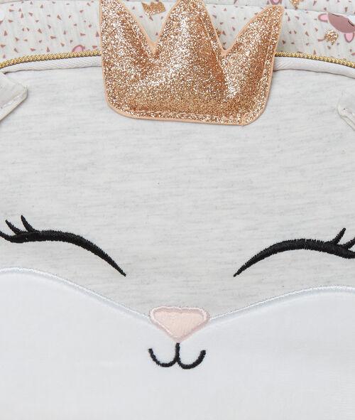 Kosmetyczka z motywem kotka