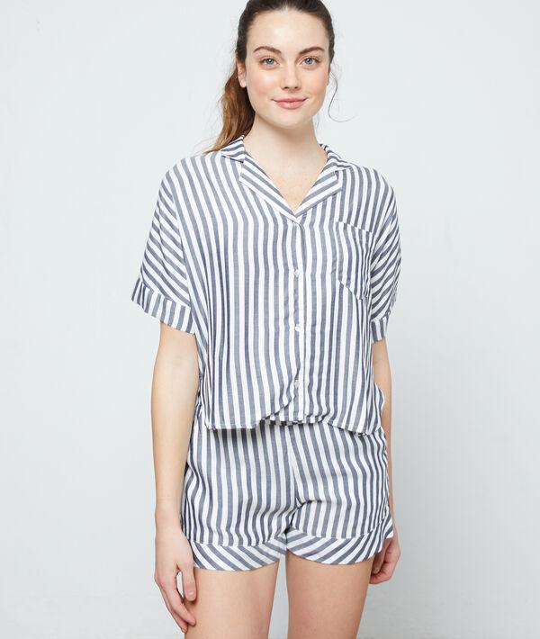 Koszula od piżamy;${refinementColor}