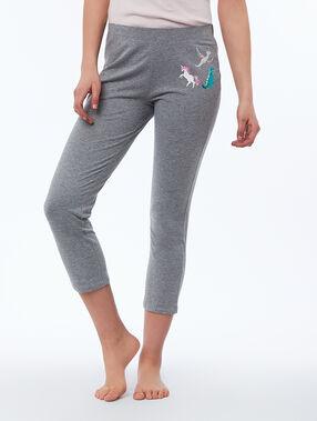 Spodnie 3/4 gris.