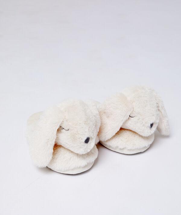 Kapcie króliczki 3D