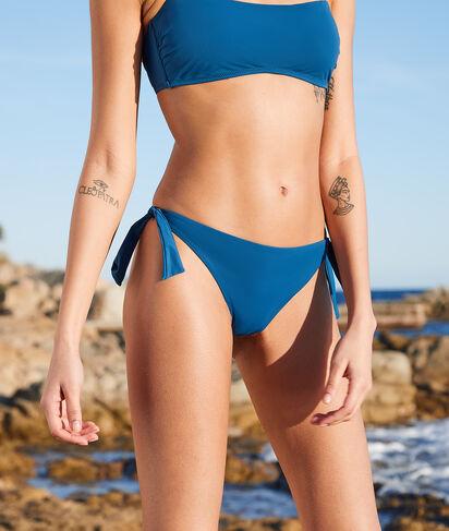 Wiązane brazyliany bikini od kostiumu kąpielowego;${refinementColor}