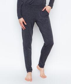 Spodnie w stylu jogging anthracite.
