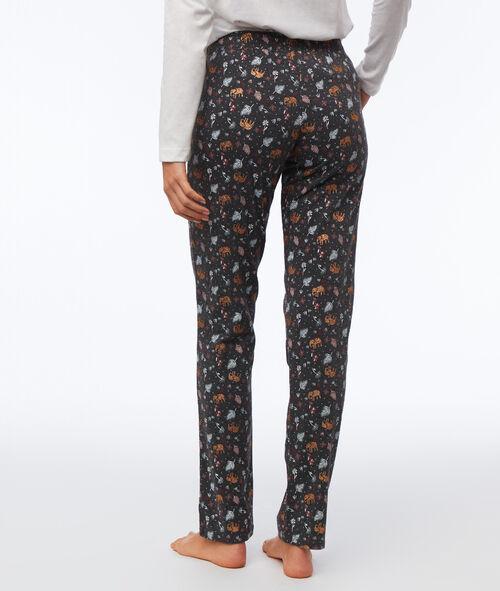 Piżama trzyczęściowa słonik