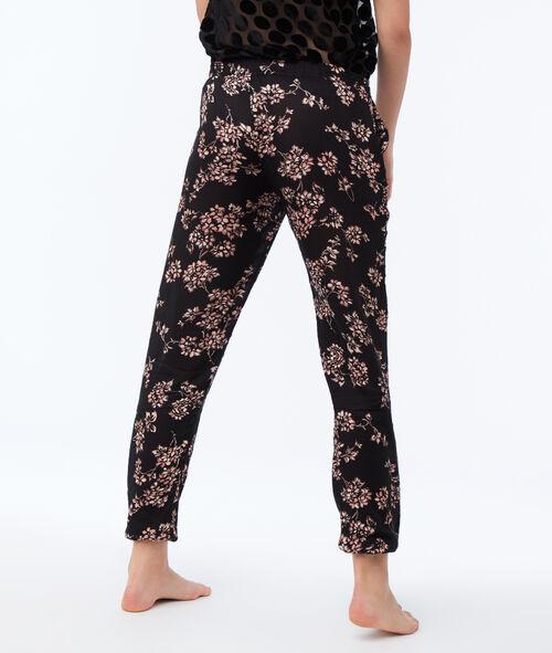 Satynowe spodnie