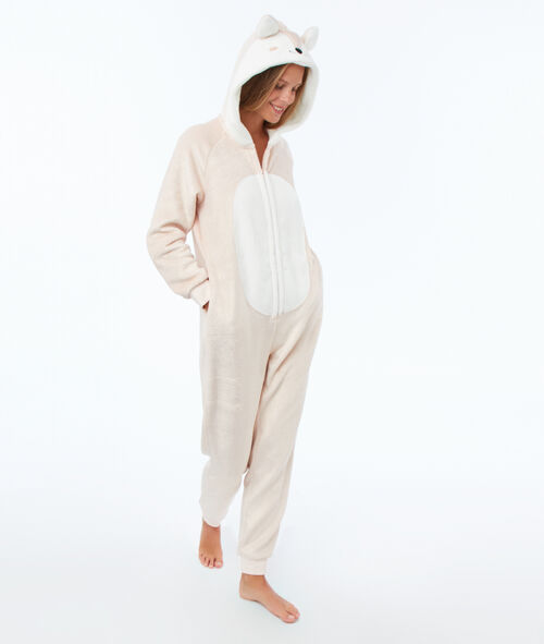 Kombinezon piżamowy jelonek
