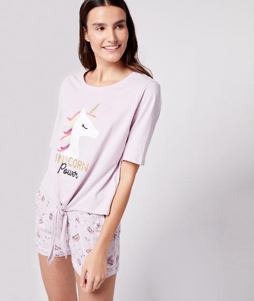 dbb42e98e75584 Koszulki do spania - góry od piżamy   Nowa Kolekcja Lato 2019 piżam ...