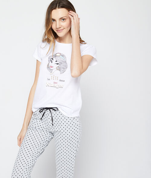 6c174ae9c18000 Koszulki do spania - góry od piżamy | Nowa Kolekcja Lato 2019 piżam ...
