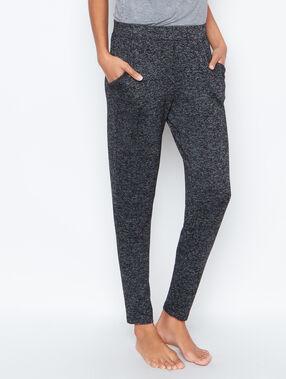 Spodnie z dzianiny gris.