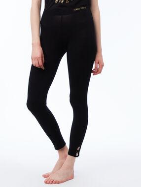 Spodnie legginsy noir.