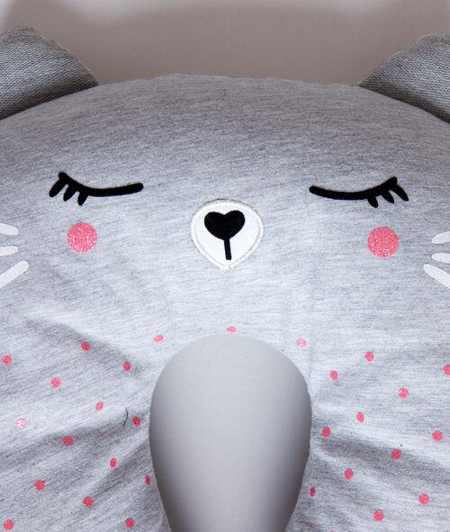 Poduszka na szyję kot