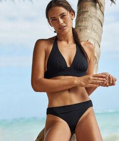 Klasyczne bikini noir.
