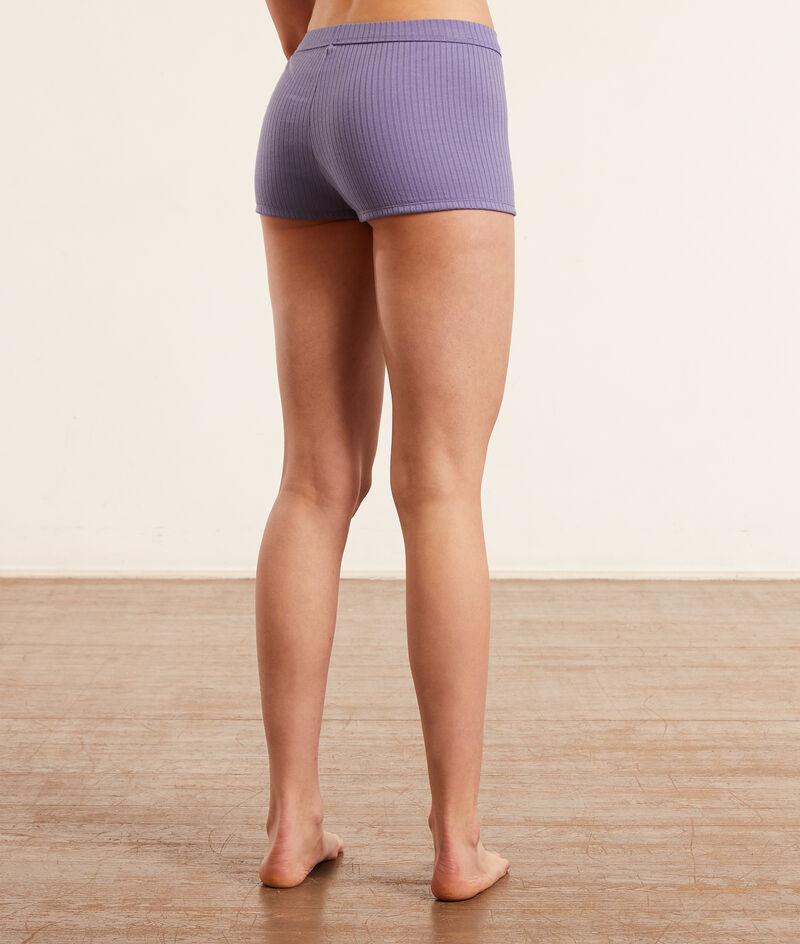 Szorty od piżamy typu boy leg;${refinementColor}
