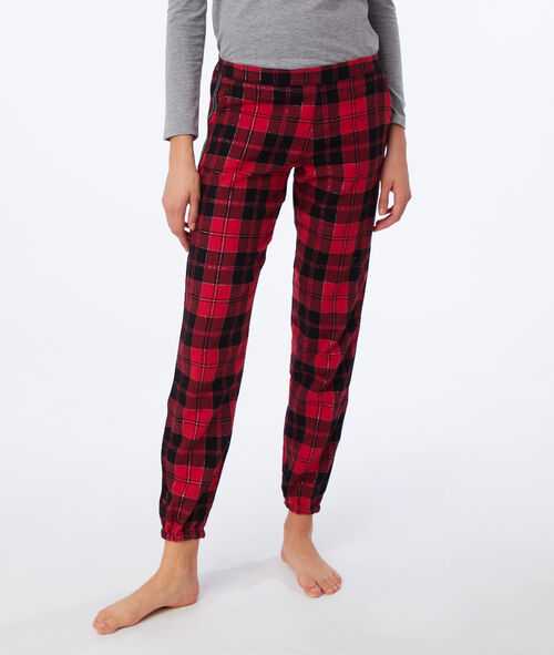 Spodnie od piżamy w kratę