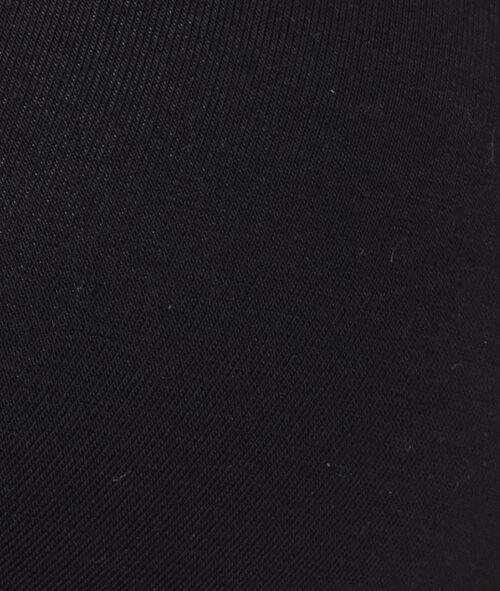 Bawełniany biustonosz trójkątny bez fiszbin