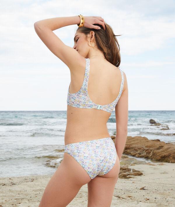 Góra od bikini made with Liberty Fabric;${refinementColor}