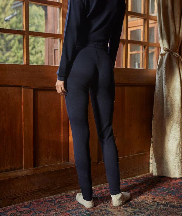 Wiązane spodnie od piżamy