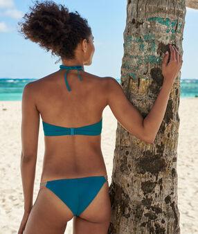 Dół bikini brazylijski - high leg vert canard.