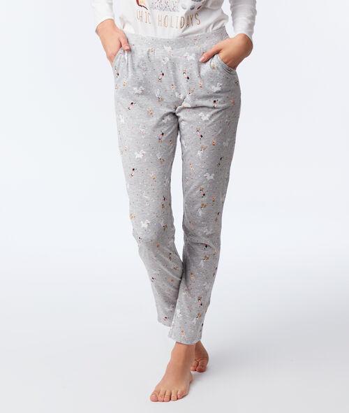 Piżama trzyczęściowa