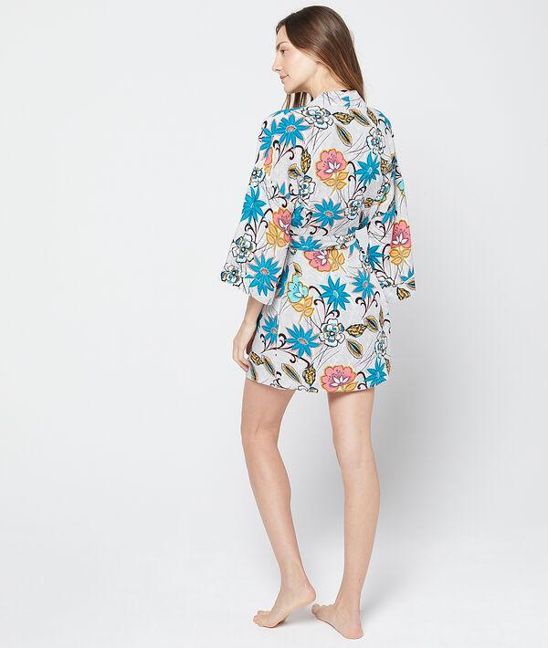 Wzorzyste kimono