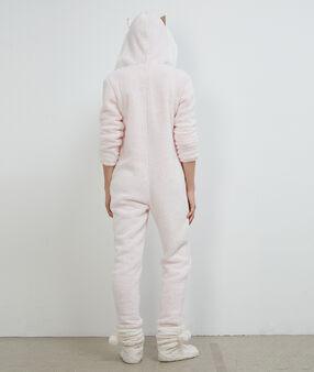 Kombinezon kot pink.