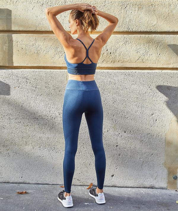 Długie sportowe legginsy;${refinementColor}
