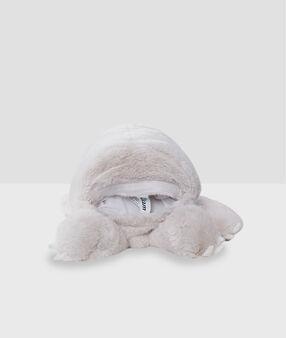 Schowek na piżamę leniwiec beige.
