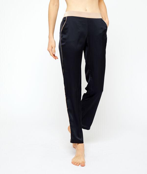 Satynowe spodnie;${refinementColor}