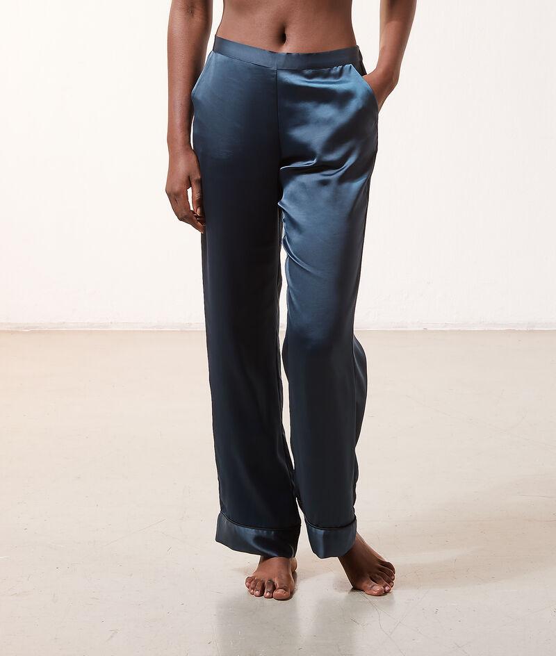 SPE RU - Pantalon de pyjama satiné;${refinementColor}