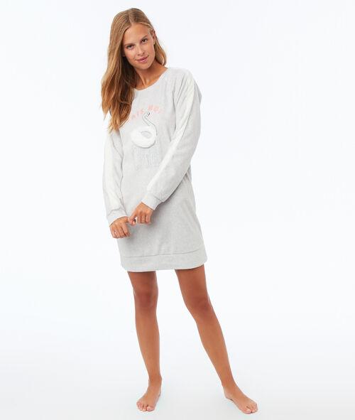 Sukienka bluza homewear