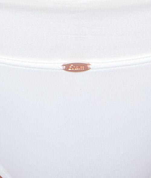 Majtki typu tanga z mikrofibry