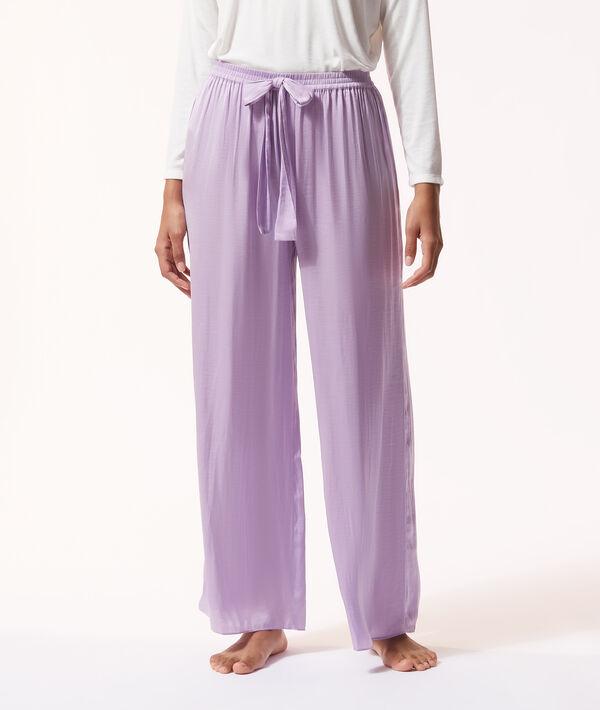 Wiązane spodnie;${refinementColor}